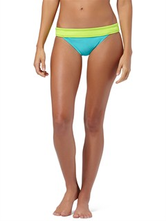 GJZ0Golden Girl Fixed Criss Cross Tri Top by Roxy - FRT1