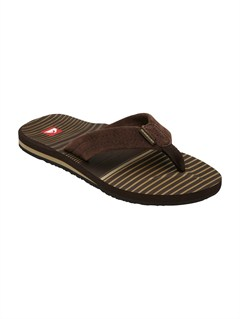 BCTBoys 8- 6 Carver Suede Sandals by Quiksilver - FRT1