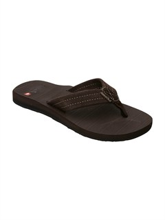 BRNBoys 8- 6 Carver 4 Sandals by Quiksilver - FRT1