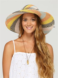 FLOBreezy Straw Hat by Roxy - FRT1