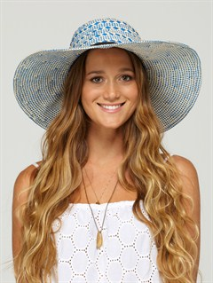 SCUBreezy Straw Hat by Roxy - FRT1
