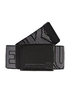 SMOSector Leather Belt by Quiksilver - FRT1