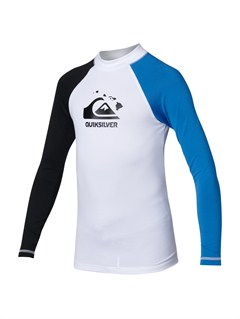 XWBKBaby All Time LS Rashguard by Quiksilver - FRT1