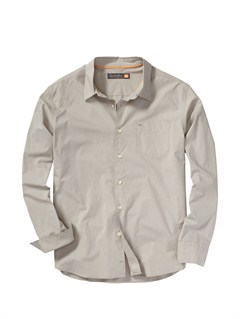 TMN0Men s Back Bay Long Sleeve Shirt by Quiksilver - FRT1