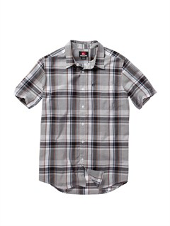 KVJ1Crossed Eyes Short Sleeve Shirt by Quiksilver - FRT1
