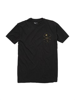 KVJ0Singles Slim Fit T-Shirt by Quiksilver - FRT1