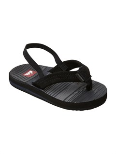 BBLToddler Carver Suede 2 Sandals by Quiksilver - FRT1