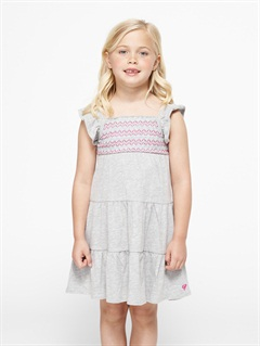 PEWGirls 2-6 Block Party Dress by Roxy - FRT1