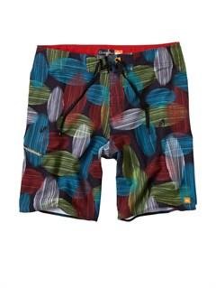 BLKMen s Anchors Away  8  Boardshorts by Quiksilver - FRT1