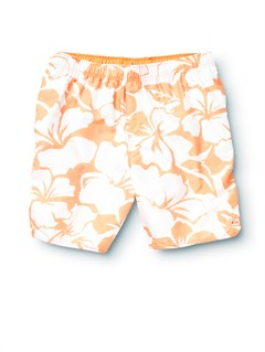 "ORGButt Logo  7"" Volley Boardshorts by Quiksilver - FRT1"