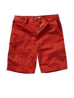 REDDisruption Chino 2   Shorts by Quiksilver - FRT1