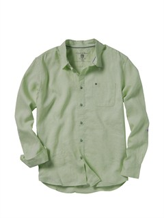 GER0Men s Quadra Long Sleeve Shirt by Quiksilver - FRT1