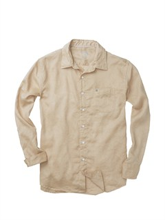 SSTMen s Back Bay Long Sleeve Shirt by Quiksilver - FRT1