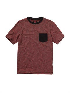 RQQ3Boys 8- 6 Score Core Heather T-Shirt by Quiksilver - FRT1