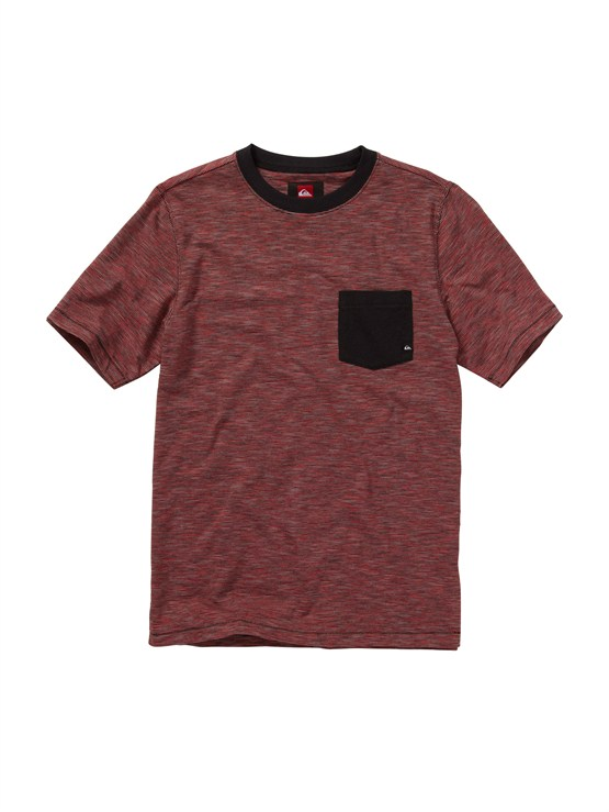 RQQ3Boys 8- 6 Mountain And Wave Shirt by Quiksilver - FRT1