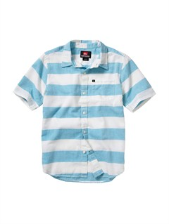 AZBBoys 8- 6 Box Plaid Long Sleeve Shirt by Quiksilver - FRT1