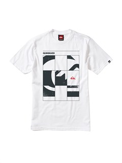 WHTBoys 8- 6 Boxer T-shirt by Quiksilver - FRT1