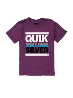 PQL0Baby Rad Dad T-Shirt by Quiksilver - FRT1
