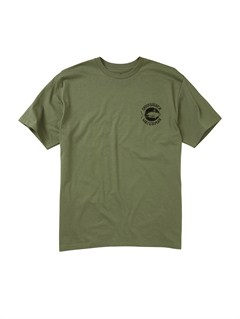 GNT0Men s Indicators T-Shirt by Quiksilver - FRT1