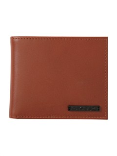 CPG0Apex Leather Wallet by Quiksilver - FRT1