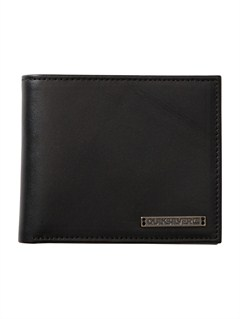 KVC0Apex Leather Wallet by Quiksilver - FRT1