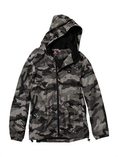 KVJ6Carpark Jacket by Quiksilver - FRT1