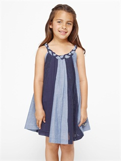 CHMGirls 2-6 Sun Kissed Dress by Roxy - FRT1