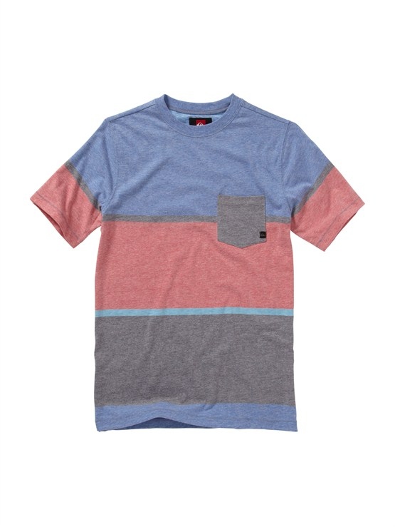 BQC3Boys 2-7 Gravy All Over T-Shirt by Quiksilver - FRT1