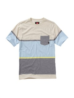 WDV3Boys 8- 6 Engineer Pat Short Sleeve Shirt by Quiksilver - FRT1