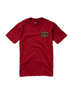 RRD0Boys 8- 6 After Hours T-Shirt by Quiksilver - FRT1