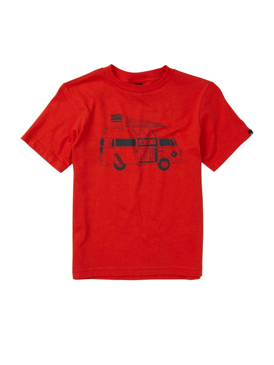 RQF0Boys 2-7 Sprocket T-Shirt by Quiksilver - FRT1