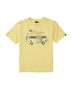 YGP0Boys 2-7 Adventure T-shirt by Quiksilver - FRT1