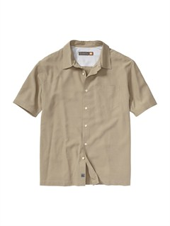 TMS0Men s Deep Water Bay Short Sleeve Shirt by Quiksilver - FRT1