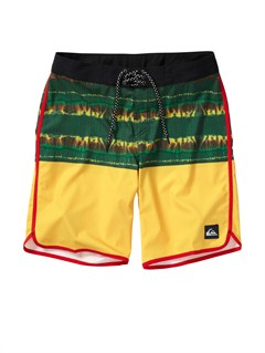 "YGC6Local Performer 2 "" Boardshorts by Quiksilver - FRT1"