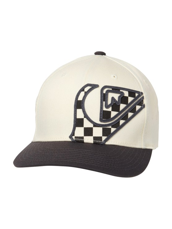 KTA0Empire Trucker Hat by Quiksilver - FRT1