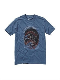 BND0Easy Pocket T-Shirt by Quiksilver - FRT1