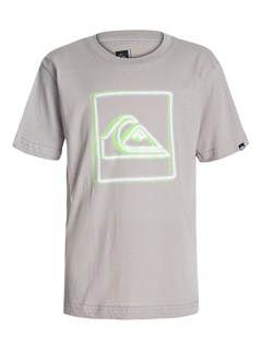 SJJ0Boys 8- 6 Mountain And Wave Shirt by Quiksilver - FRT1