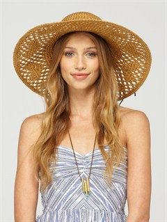 DESBreezy Straw Hat by Roxy - FRT1