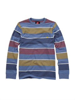 BNC3Boy 2-7 Base Nectar Knit Top by Quiksilver - FRT1