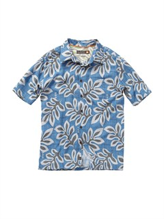 BQP0Men s Anahola Bay Short Sleeve Shirt by Quiksilver - FRT1