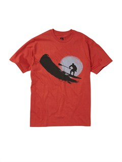 NPW0A Frames Slim Fit T-Shirt by Quiksilver - FRT1