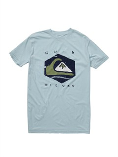 BEJ03D Fake Out T-Shirt by Quiksilver - FRT1