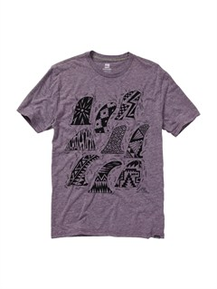 RRFHA Frames Slim Fit T-Shirt by Quiksilver - FRT1