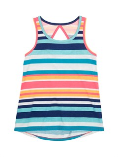 MNA3Girls 7- 4 Roxy Border Rashguard by Roxy - FRT1