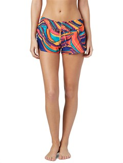 PQS6Mod Love Zip Up Short by Roxy - FRT1