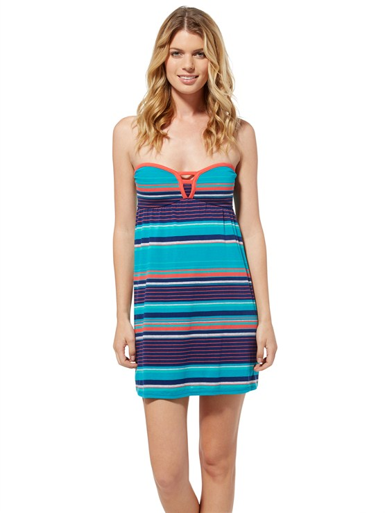 BSW3Shore Thing Dress by Roxy - FRT1