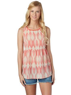RMZ6Western Rose Top by Roxy - FRT1