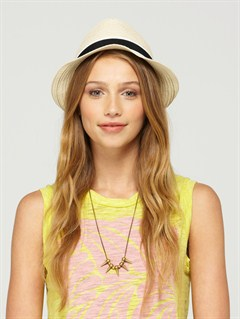 SNDBreezy Straw Hat by Roxy - FRT1