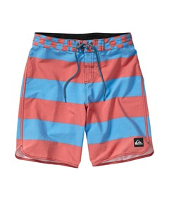 BMM3BOYS 8- 6 A LITTLE TUDE BOARDSHORTS by Quiksilver - FRT1