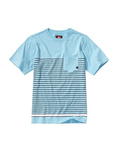 BHR3Boys 8- 6 Engineer Pat Short Sleeve Shirt by Quiksilver - FRT1